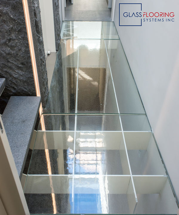 Gallery Glass Flooring Systems