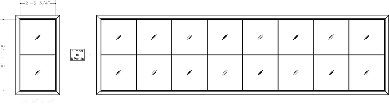 standard unit diagram