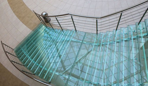 Glass Stair Treads And Landings Make A Stunning Architectural Feature In  Any Space. Glass Flooring Systems Has The Capabilities To Cover All Your  Demanding ...