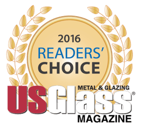 US Glass Magazine award